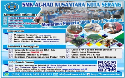 Info Pendaftaran Peserta Didik Baru/ Pindahan